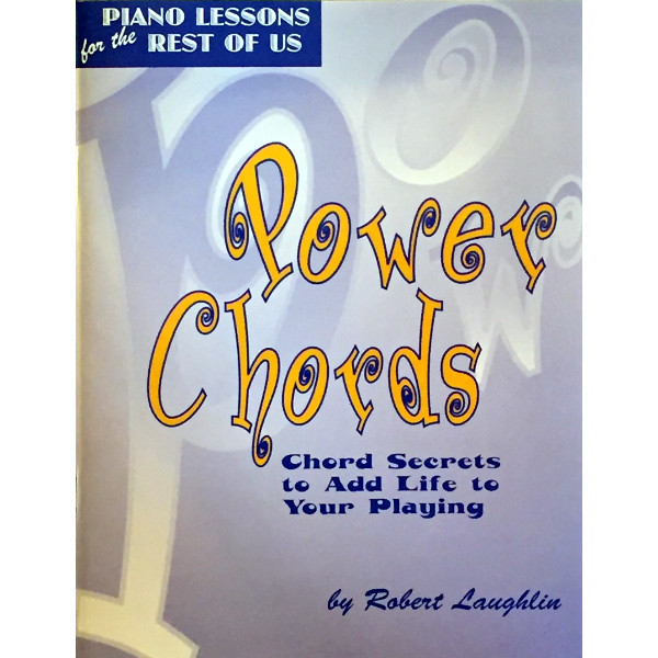 How to Play Power Chords w/CD – Chords are Key