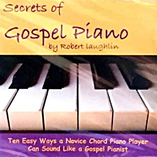Secrets Of Gospel Piano Cd Chords Are Key
