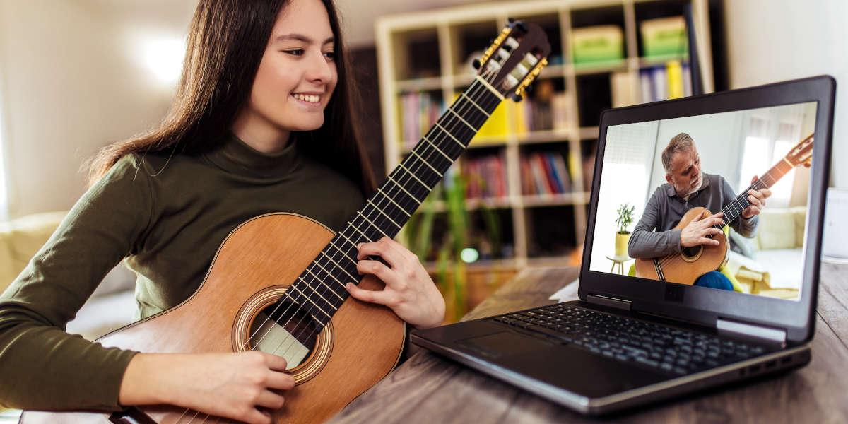 Register for a Guitar Class